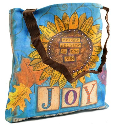 The Lord Has Promised Tote Bag  -     By: Annie Lapoint