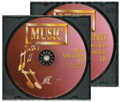 Music Appreciation CD Set   -