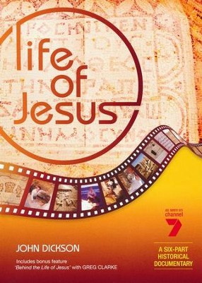 Life of Jesus - DVD   -     By: John Dickson