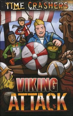 Viking Attack: A Time Crashers Adventure   -     By: H. Michael Brewer