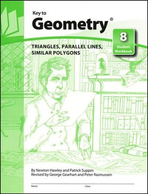 Key To Geometry, Book #8  - Slightly Imperfect  -