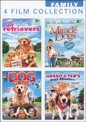 Dog Lovers Family 4 Film Collection   -