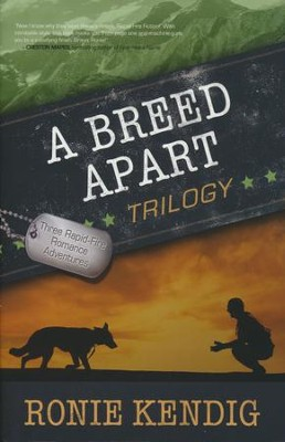 Breed Apart Trilogy  -     By: Ronie Kendig