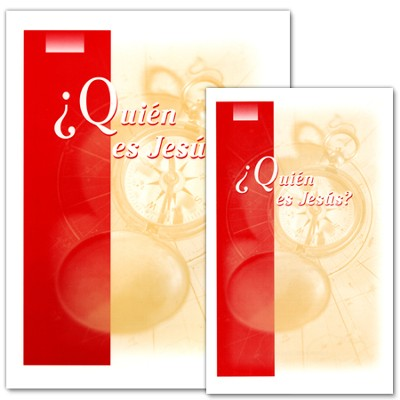 ¿Quién es Jesús? Who is Jesus? Study Kit   -