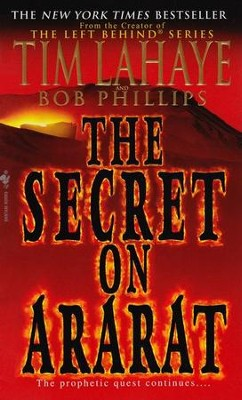 The Secret of Ararat, Babylon Rising Series #2   -     By: Tim LaHaye, Bob Phillips