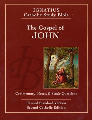 The Gospel of John - The Ignatius Catholic Study Bible   -     By: Scott Hahn, Curtis Mitch