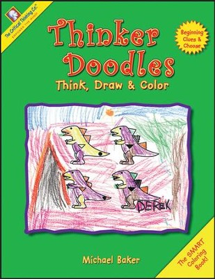 Thinker Doodles, Clues & Choose, Beginning  -