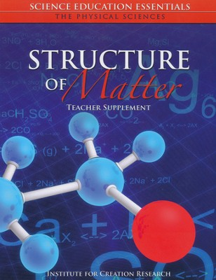 Structure of Matter, softcover  -