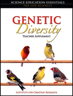 Genetic Diversity, softcover  -