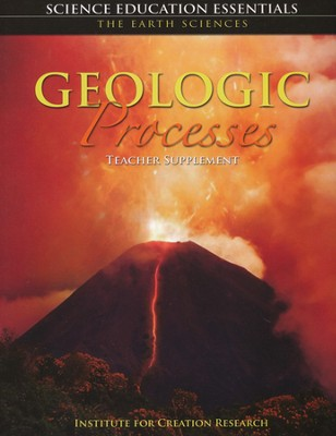 Geologic Processes, softcover  -