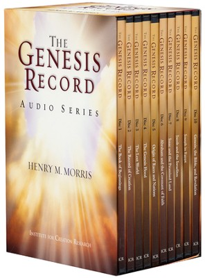 The Genesis Record Audio Series  -     By: Henry Morris