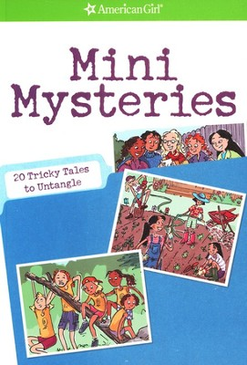 Mini Mysteries 20 Tricky Tales to Untangle  -     By: Rick Walton