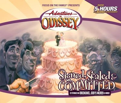 Adventures in Odyssey® #29: Signed, Sealed, and Committed  -