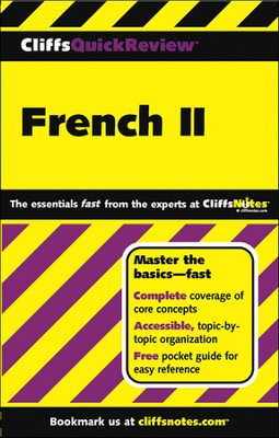 CliffsQuickReview French II  -     By: Gail Stein