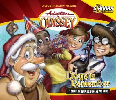 Adventures in Odyssey® 394: Saint Patrick: A Heart Afire, Part 1 of 2  [Download] -