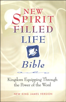 NKJV New Spirit Filled Life Bible, Hardcover   -     By: Bible