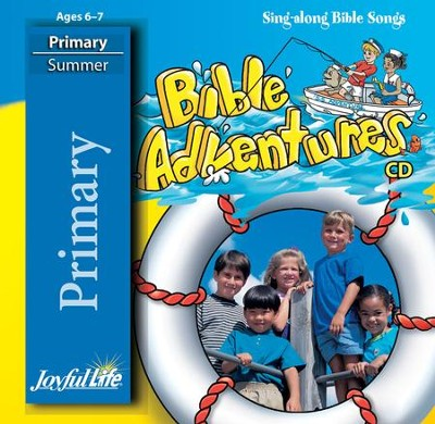 Bible Adventures Primary (Grades 1-2) Audio CD   -