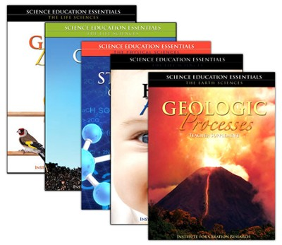 Science Education Essentials, volumes 1-5   -