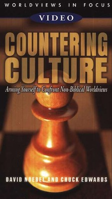 Countering Culture: Arming Yourself to Confront Non-Biblical Worldviews Video  -