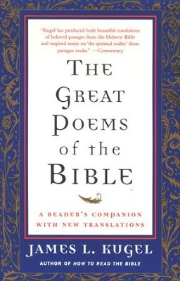 The Great Poems of the Bible   -     By: James L. Kugel