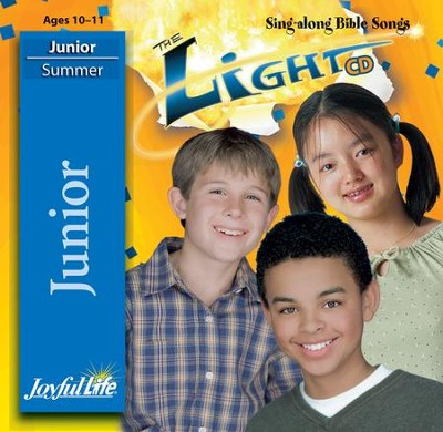 The Light Junior (Grades 5-6) Audio CD   -