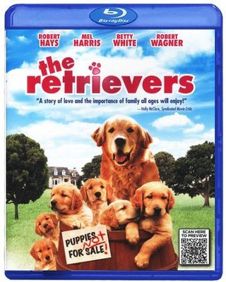 The Retrievers, Blu-ray   -