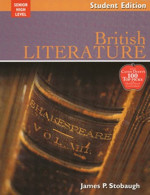 British Literature Student Book  -     By: James P. Stobaugh