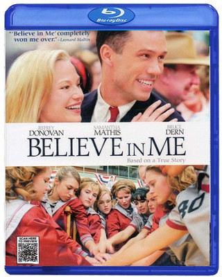 Believe in Me, Blu-ray   -