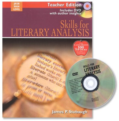 Skills for Literary Analysis, Teacher's Edition with DVD  -     By: James P. Stobaugh