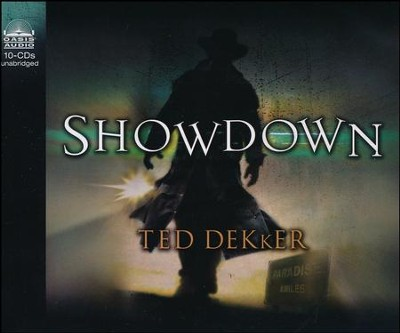 Showdown - audiobook on CD  -     By: Ted Dekker