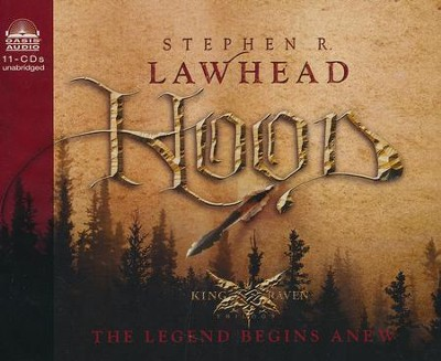 Hood - audiobook on CD  -     By: Stephen R. Lawhead