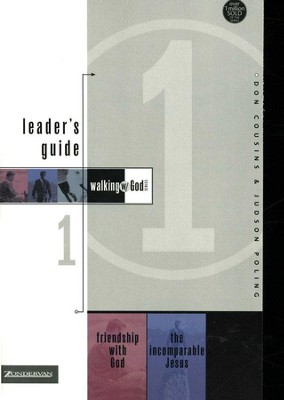 Leader's Guide 1, Walking with God  -     By: Don Cousins