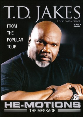 He-Motions: The Message DVD  -     By: T.D. Jakes