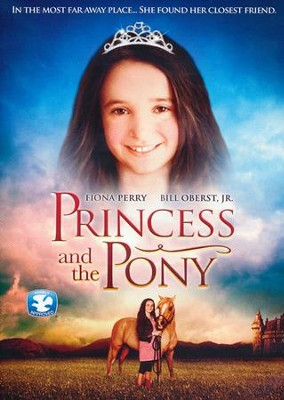 Princess and the Pony, DVD   -