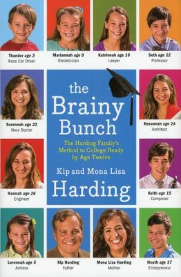The Brainy Bunch   -     By: Kip Harding, Mona Lisa Harding