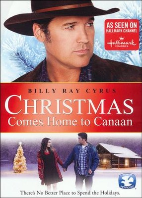 Christmas Comes Home to Canaan, DVD   -