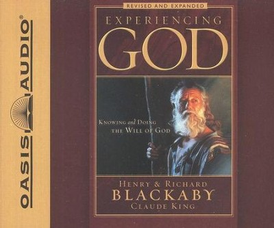 Experiencing God - Unabridged Audiobook on CD  -     By: Henry T. Blackaby