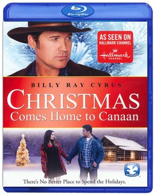 Christmas Comes Home to Canaan, Blu-ray    -