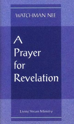 Prayer for Revelation  10/Package   -     By: Watchman Nee