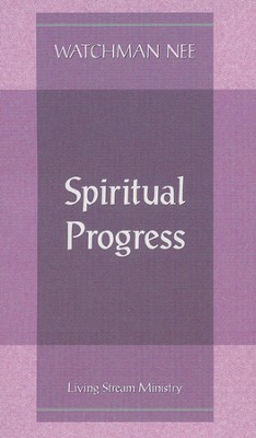 Spiritual Progress  10/Package   -     By: Watchman Nee