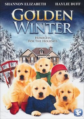 Golden Winter: Homeless for the Holidays, DVD   -