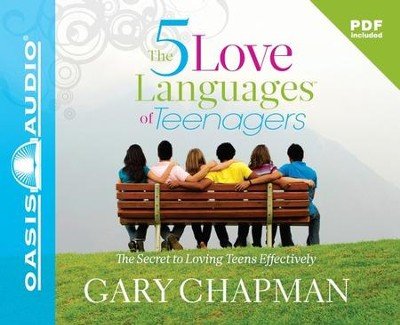 The Five Love Languages Of Teenagers Audiobook on CD Unabridged  -     By: Gary Chapman