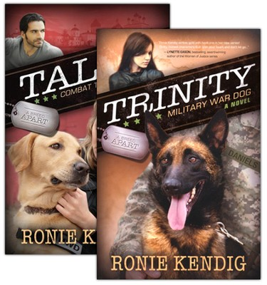 A Breed Apart Series , Vols. 1-2   -     By: Ronie Kendig