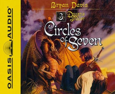 #3: Circles of Seven -Unabridged Audiobook on CD   -     By: Bryan Davis