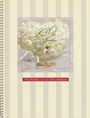 Love One Another: The Wedding Collection songbook   -