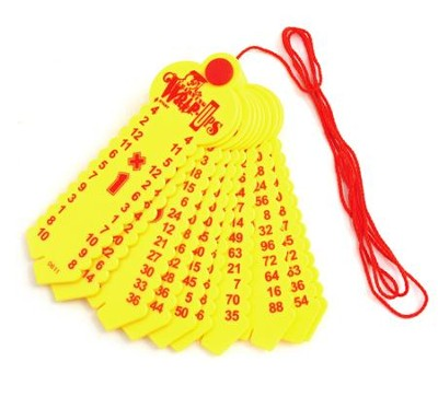 Wrap Ups Multiplication Math Set, Revised   -