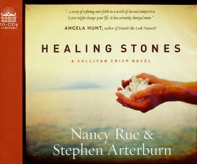 Healing Stones: Unabridged Audiobook on CD  -     By: Stephen Arterburn, Nancy Rue