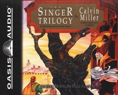 The Singer Trilogy: Unabridged Audiobook on CD  -     By: Calvin Miller