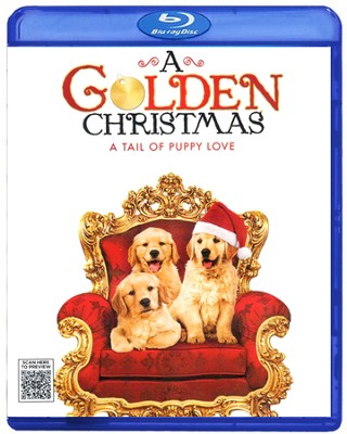 A Golden Christmas, Blu-ray    -