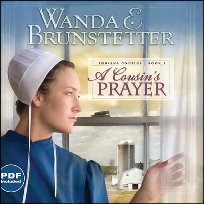 #2: A Cousin's Prayer - Unabridged Audiobook on CD  -     By: Wanda E. Brunstetter